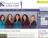 Finest Women In Real Estate