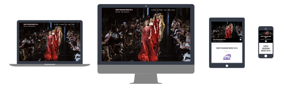 Temecula Fashion Week responsive