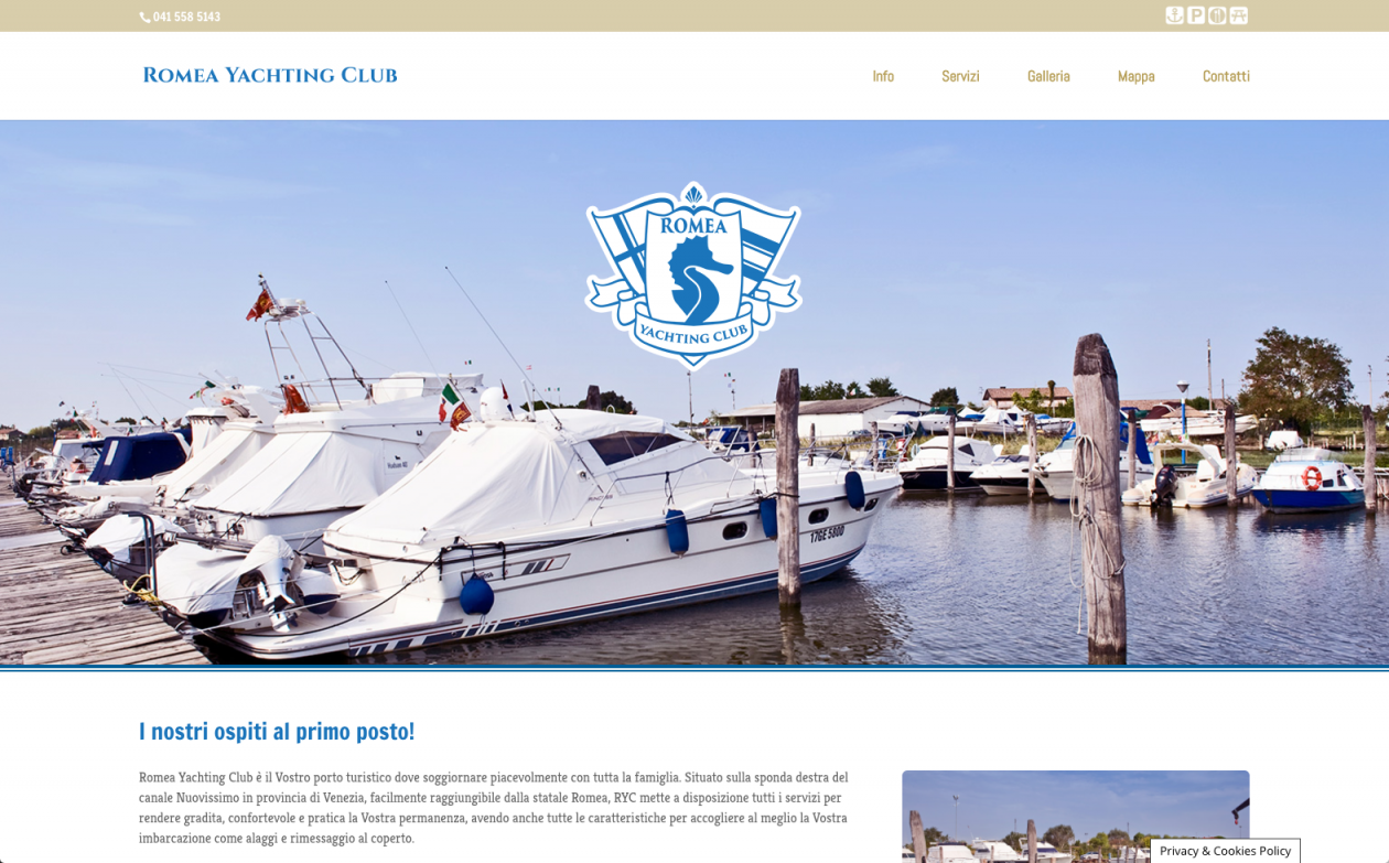 Romea Yachting Club