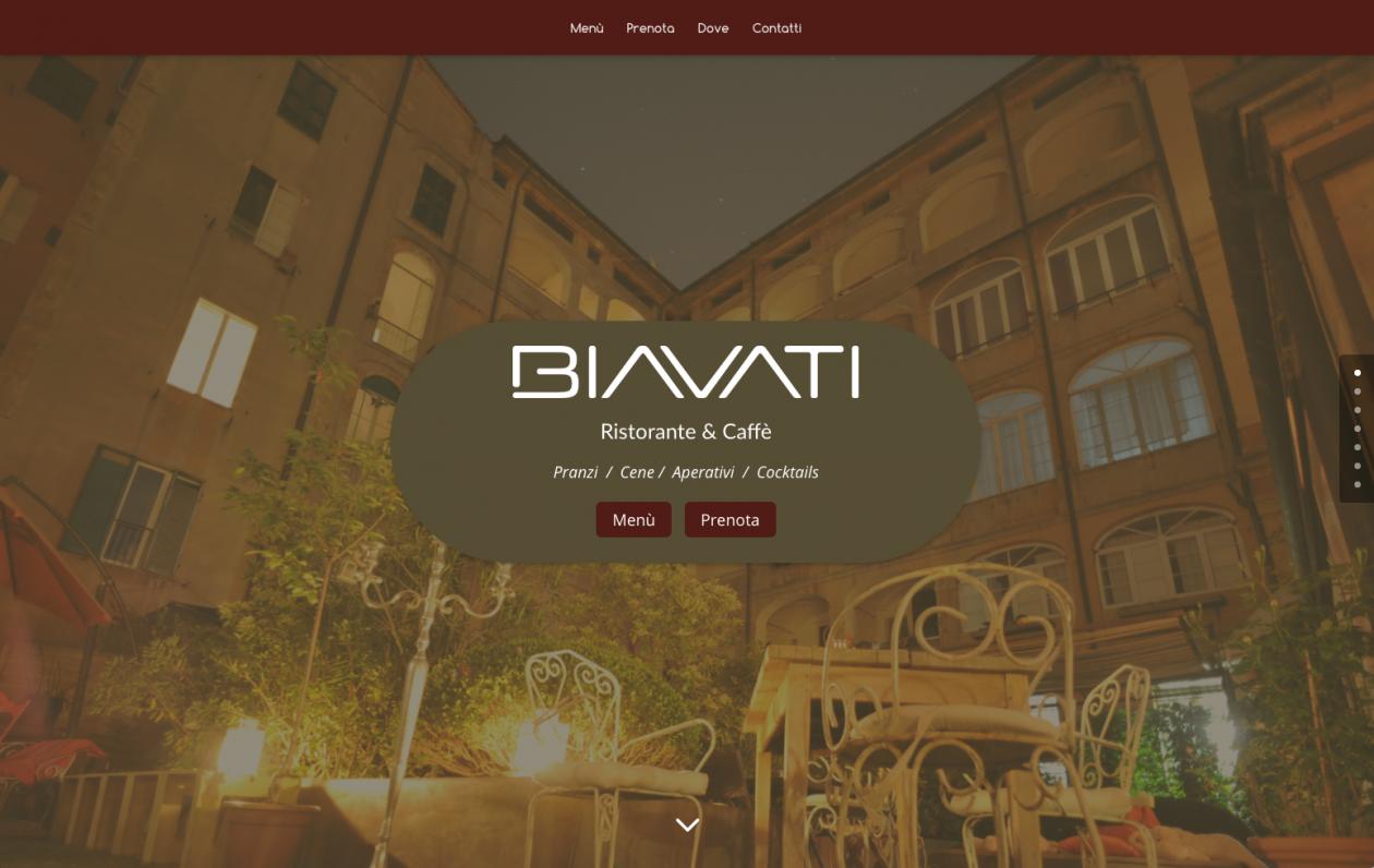 Biavati Ristorante & Caffe